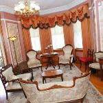 Parlor - for guests to use