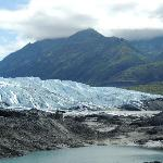 View of the Glacier