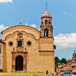 Not sure it either is or is next to Templo de la Compañía