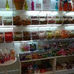 Loose candy at SAS cupcakes