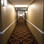 Beautiful Bright Hallways