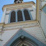 96 foot bell towner steeple