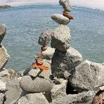 A finished work of Art of Rock Balancing