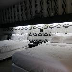 Nice comfy beds