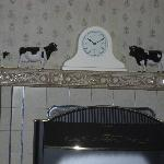 Dining Room Mantlepiece