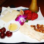 Artisan Cheese Amenity