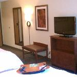 Standard room w flat screen