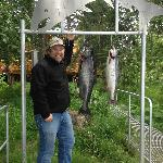 The Days Catch at Bob's Cabin
