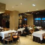 sala pranzo/cena e colazione