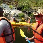 Rafting on the Klamath River