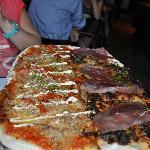 Half Fig & Prosciutto, Half Red Sox