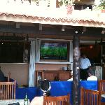 The Outdoor Patio Great Place 4 a Cerveza under the sun and stars