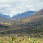Tombstone Peak, miles and miles away