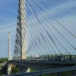 Bridge leading to Bucksport.
