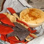 Crab dip. Such great crab flavor. $6.99