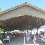 Saratoga Weekend Market