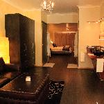 2 Share Spa suite