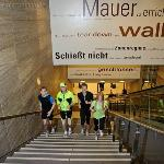 The Berlin Wall - present on most SightRunning tours