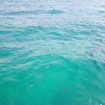 Questo è il mare che si trova a Sidari. Bellissimo