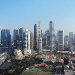 シンガポールリバー方面