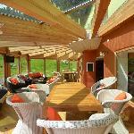 La veranda panoramica