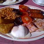 Breakfast - Before!