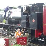 rowsley great day out by train