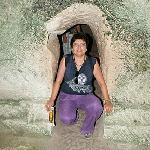 В пещерах Бейт Гуврина