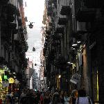 DECUMANO INFERIORE-Via B: Croce