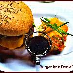Cheeseburger with special sauce