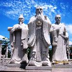 Confucius and 2 others