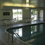 jolie petite piscine