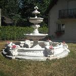 La fontaine des Chambres du lac