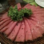 Yummy meat