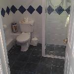 Walk in Wet Room style Bathroom