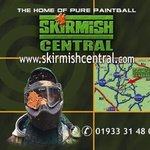 Skirmish Central Paintball