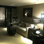 the junior suite