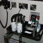 The Bartons Room amenities
