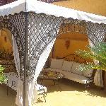 Pergola terrasse