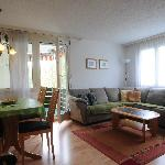 3-room flat living