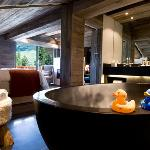 The Lodge Verbier, Master Suite