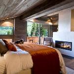 The Lodge Verbier, bedroom