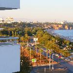 panoramic view of antalya