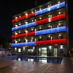 Summer Hotel Calella Barcelona Foto