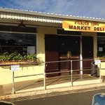 great little market with a friendly proprietor