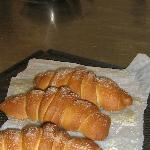 cornetti biologici di farina di frumento a lievitazione naturale solo su ordinazione