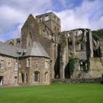 l'abbaye d'Hambye
