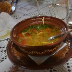 Partridge Soup...Yummy