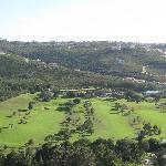 View from Brackenridge (my home)