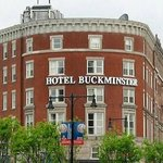 Exterior of Boston Hotel Buckminster